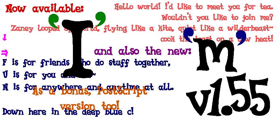 Шрифт celestia redux